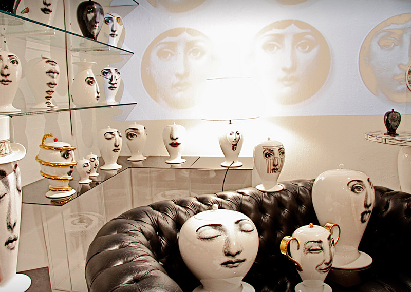 New Fornasetti Vases Collection 10 Corso Como Official Website
