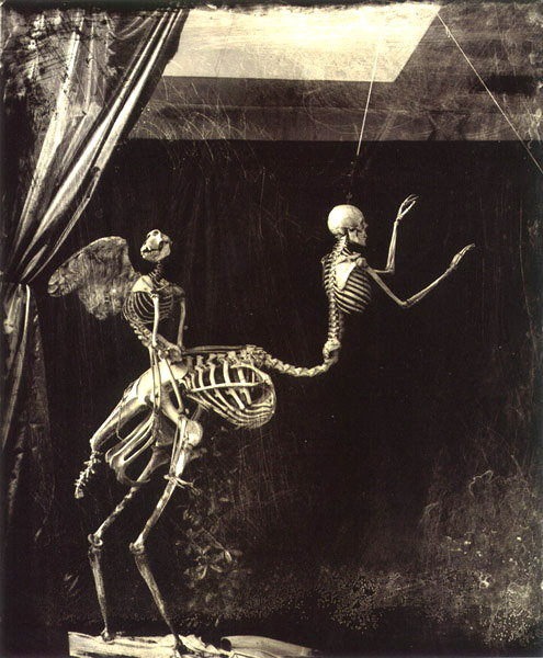 witkin_Cupid_and_centaur